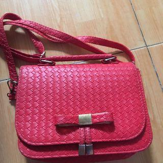 RED BAG NO BRAND