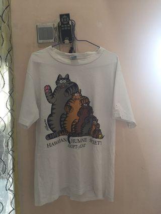 Crazy shirt Hawaiin Human Society