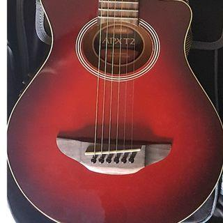 Electric acoustic guitar YAMAHA APXT2