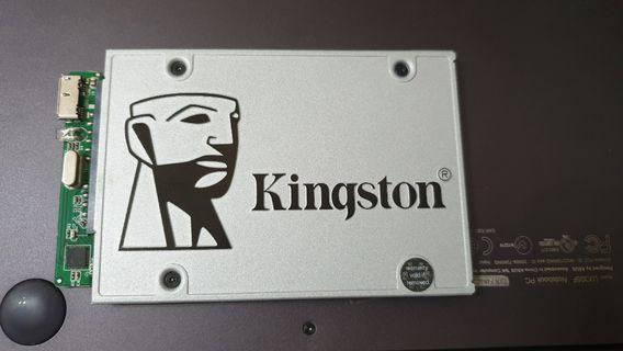 """Kingston UV400 240GB 2.5"""" SSD"""