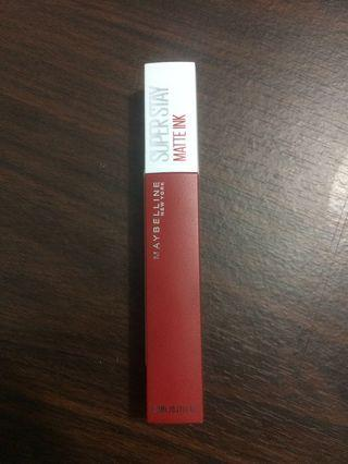 Maybelline Super Stay Matte Ink City Edition 117 Ground Breaker