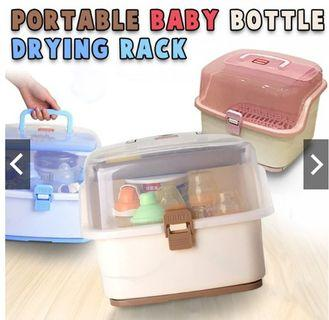 PORTABLE BABY BOTTLE DRYING RACK S (RM 49) & B ( RM 59)
