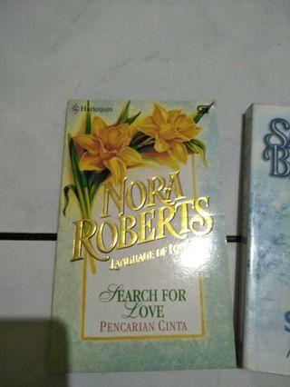 Novel nora robert