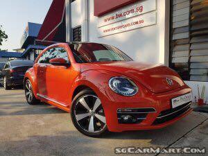 Volkswagen Beetle 1.2 TSI DSG Auto