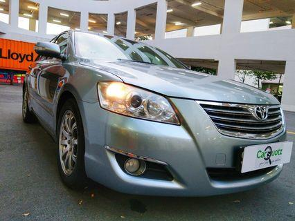 Toyota Camry 2.4 for rent