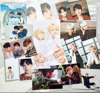(Clearance) BTS Official Photocard