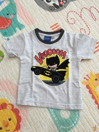 Kaos Tshirt Batman