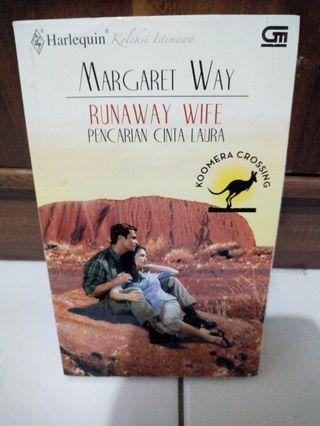 Buku novel Margaret way