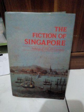 Buku langka the fiction of singapore