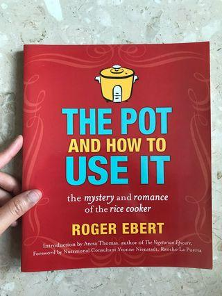 Rice cooker cook book
