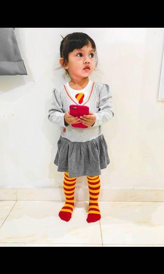Baby Hermione Outfit