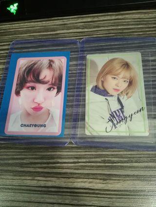WTS Twice Photocard/Sticker