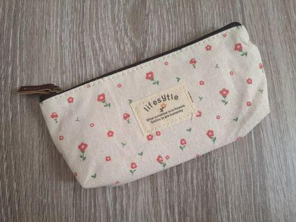 Japanese style Pencil Case or Pouch