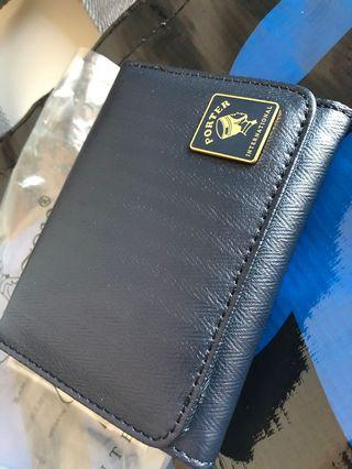 BNIB Porter International Trifold Wallet