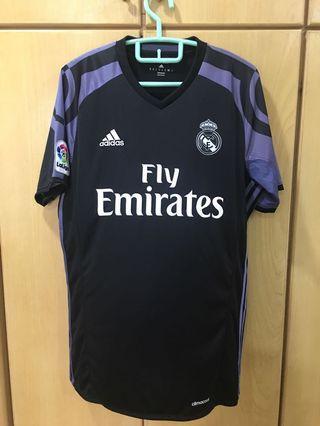 Adidas Real Madrid 2016/2017 3rd Shirt / Jersey Size M