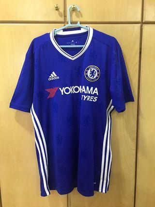 Adidas Chelsea FC 2016/2017 Home Kit Jersey Size M