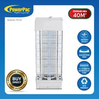 🚚 PowerPac Mosquito killer trap, insect Repellent, Power strike(PP2236)