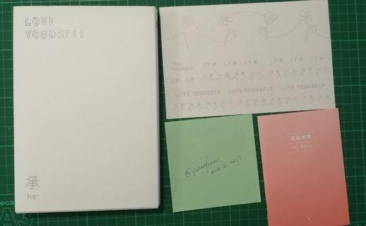 WTS BTS Love Yourself: Her (V Ver)