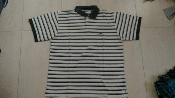 Polo shirt stripes New Balance