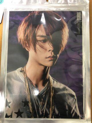 NCT 127 Johnny Limitless Poster