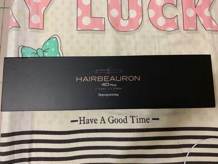 Hairbeauron4d plus 34mm電捲棒