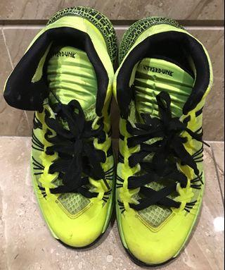 NIKE7.5號25.5cm長籃球鞋
