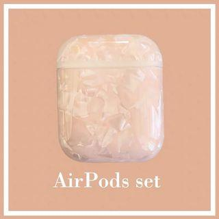 PO Airpods Shell Casing