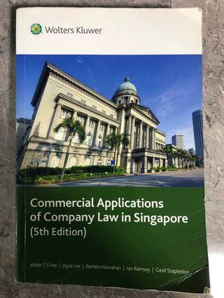 🚚 AC2302 Company Law Textbook