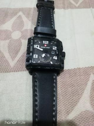 Jam tangan Swiss Army, ori counter
