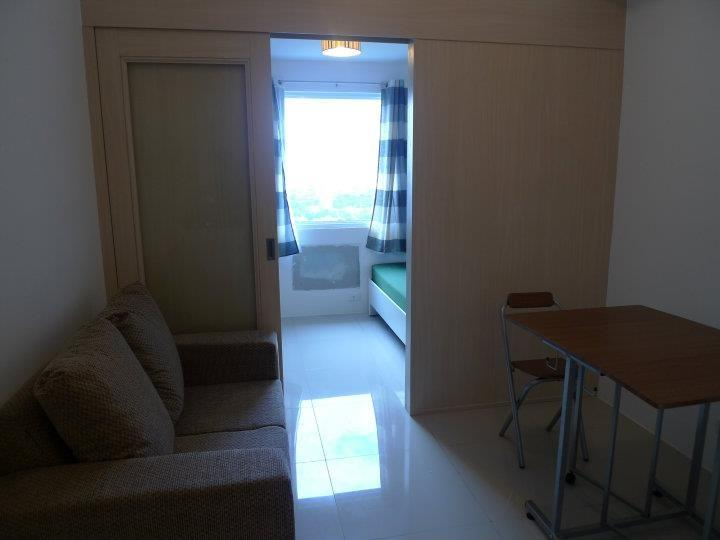 1 Bedroom Fully Furnished Condominium for rent - Berkeley Residences