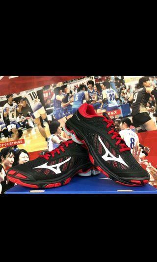美津濃排球鞋