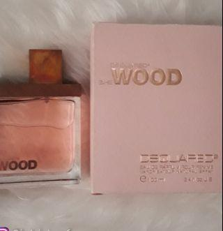 Dsquared2 Wood She 100ml EDP