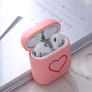 Heart Airpods Case