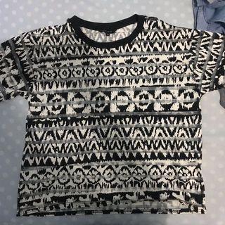 Tribal T-Shirt NEW LOOK