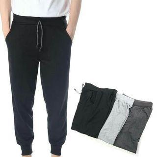 Celana Joger Pants Polos