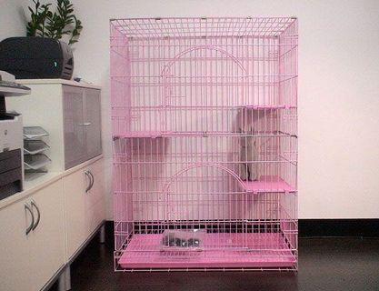 貓咪三尺高層別墅(價錢可議)