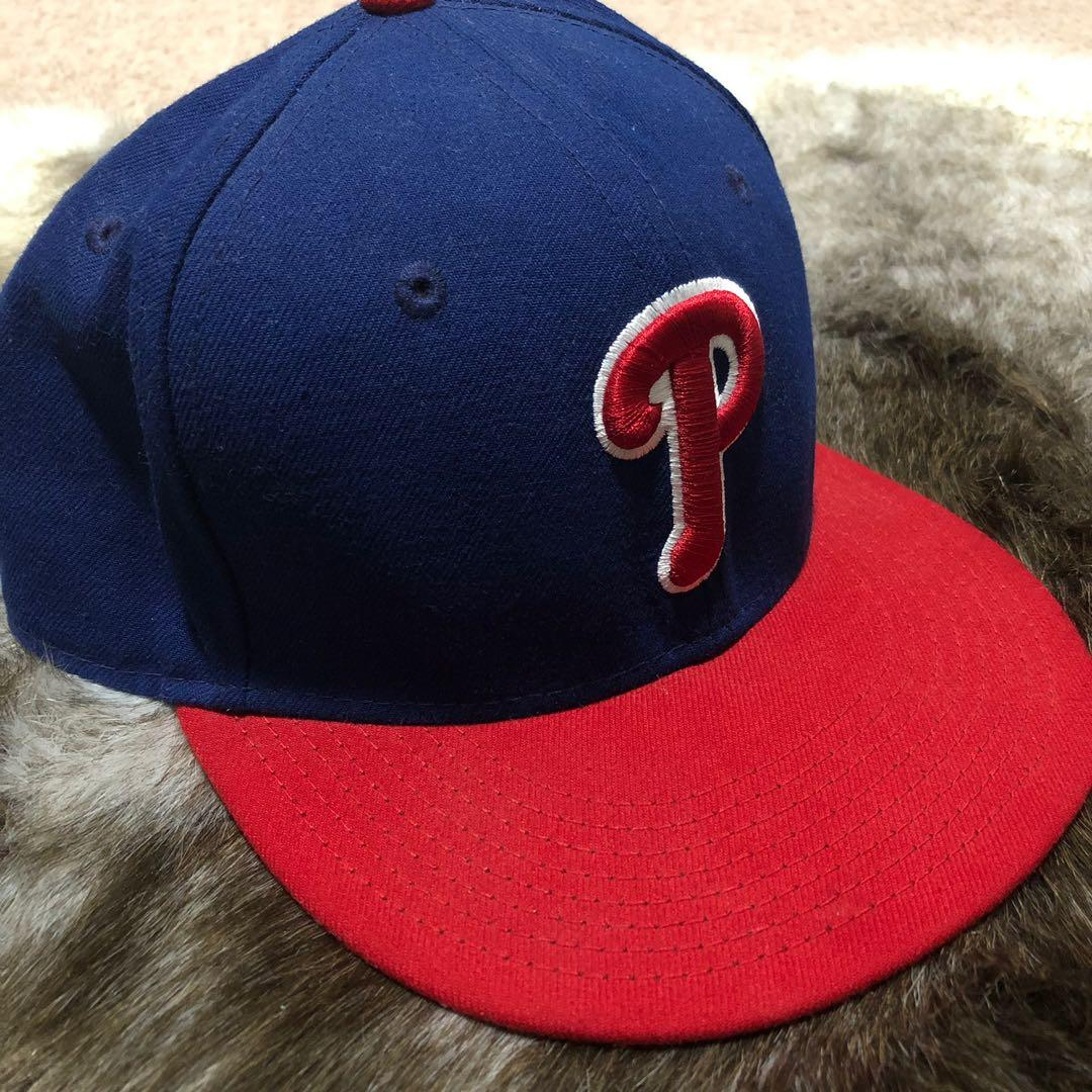 (7 3/8) 58.7cm New Era Phillies Philadelphia Fitted cap