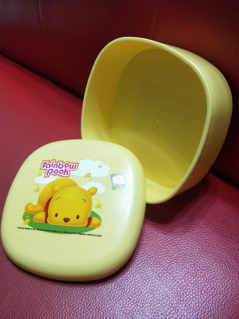 小熊維尼便當盒