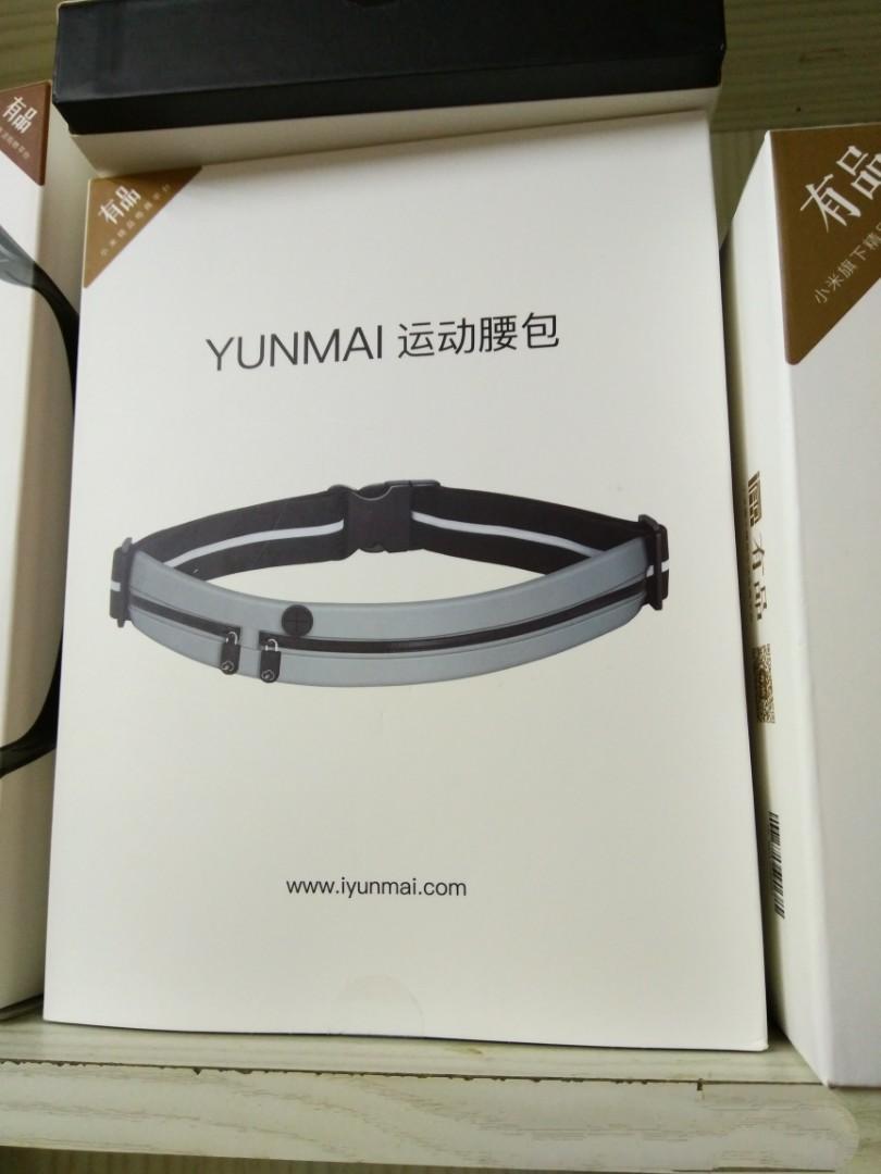 小米(有品)運動腰包(可放入手機、鎖匙等物品)
