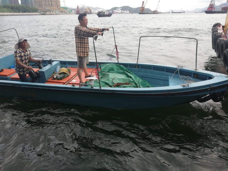 釣魚船 SUZUKI 67.14KW可小議