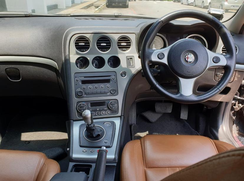 Alfa Romeo 159 2.2 JTS Selling at RM6,500 siap  If u lock today, special price u will enjoy it 😎