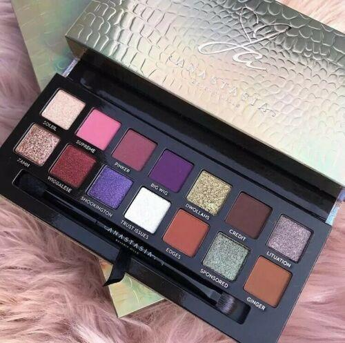 Anastasia Beverly Hills Jackie Aina Eyeshadow Palette (Limited Edition) BRAND NEW & AUTHENTIC [PRICE IS FIRM] FREE SHIPPING