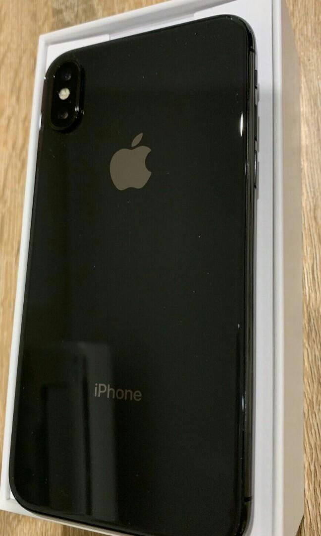 Apple iPhone X - 256GB - Space Grey *Excellent Condition!* (Unlocked)