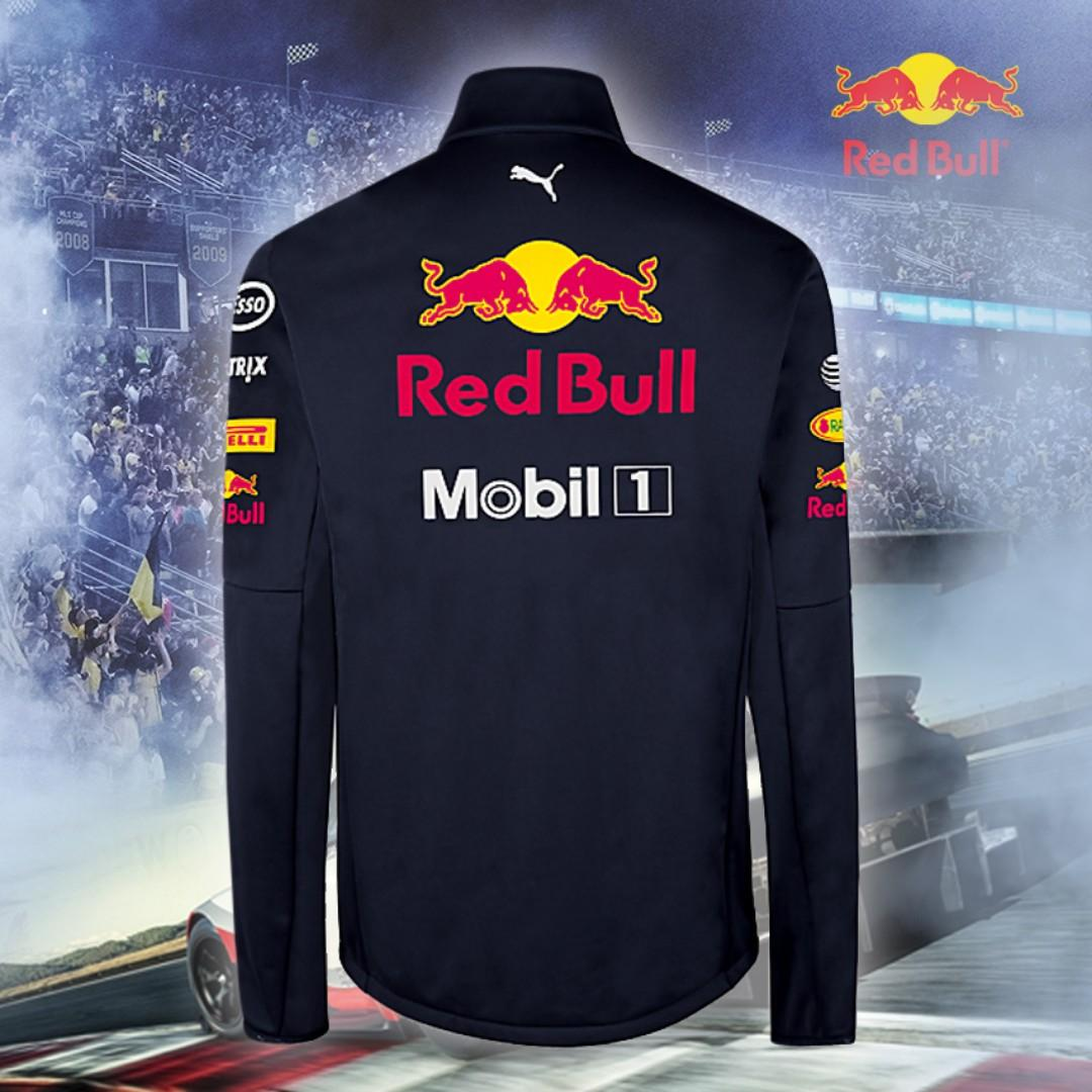 Aston Martin Red Bull Racing Official Teamline 2019 Jacket (Authentic)