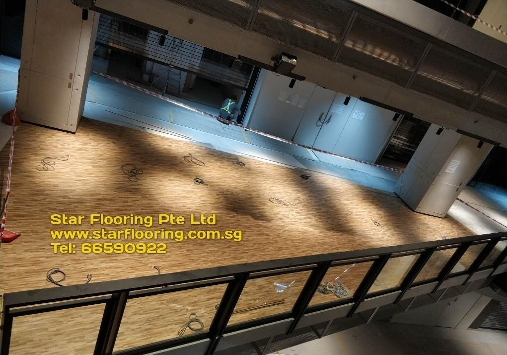Cheapest vinyl flooring with good workmanship