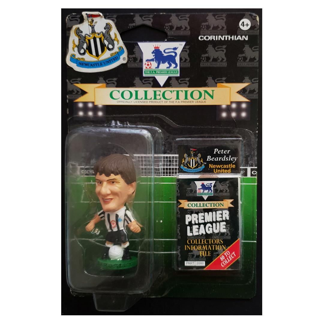 Corinthian Headliners – Peter Beardsley , Newcastle Premier