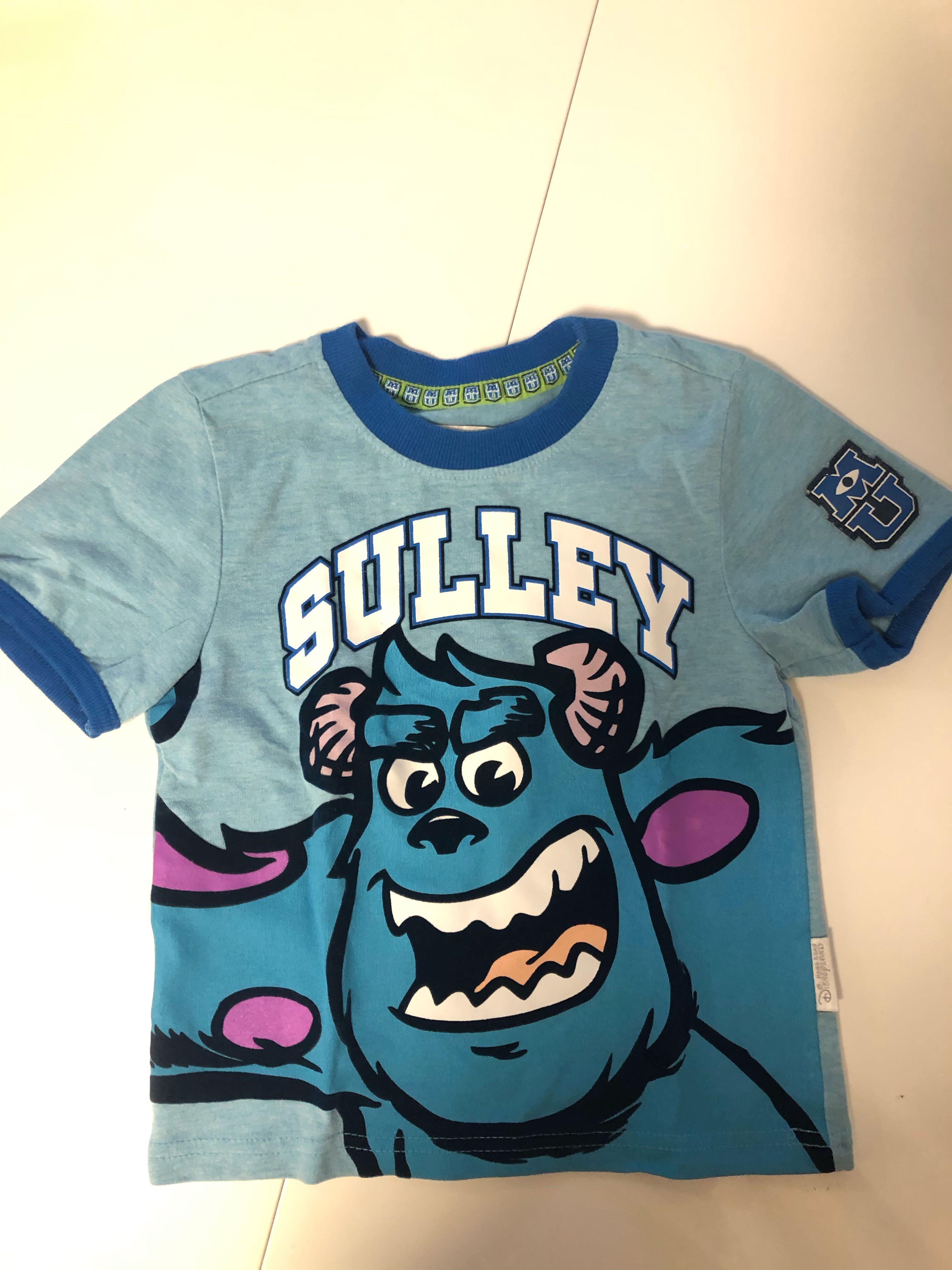 Disney Sulley T shirt