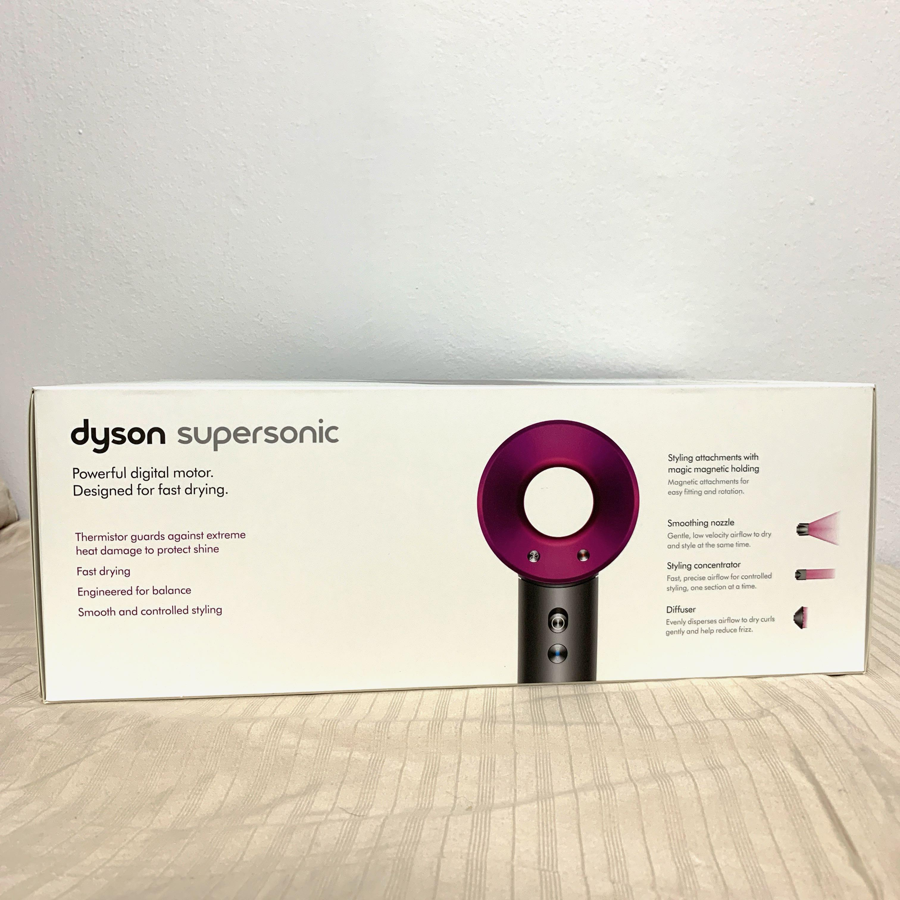 Dyson Supersonic Hair Dryer Gift Set Health Beauty Hair Care On Carousell