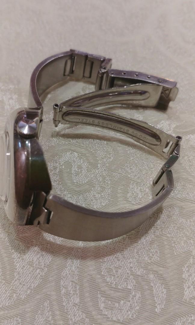 EDOX(依度)70S 17Jew winding watch