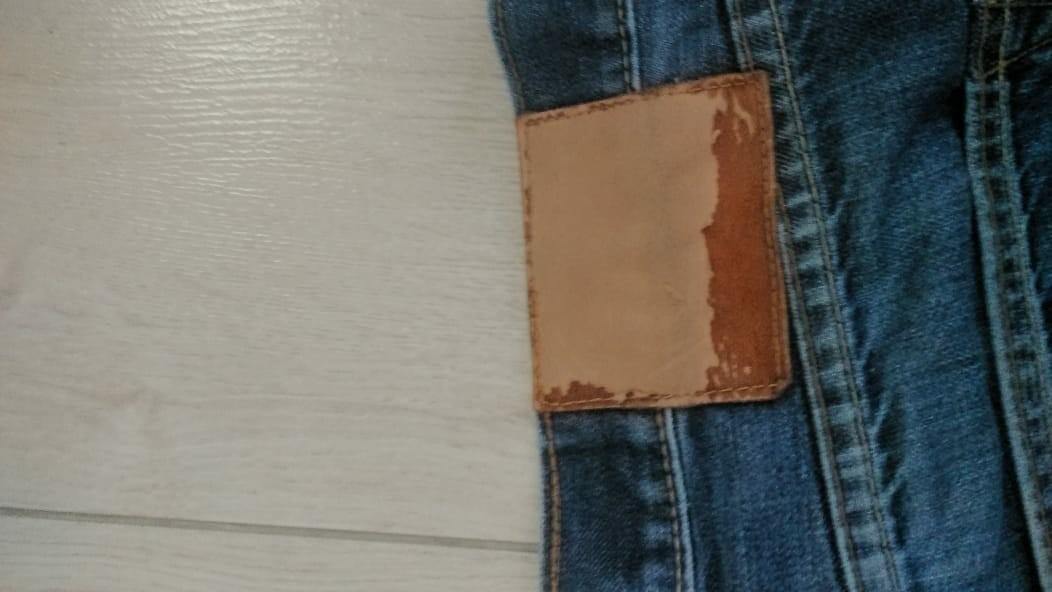 Evisu jeans size 36
